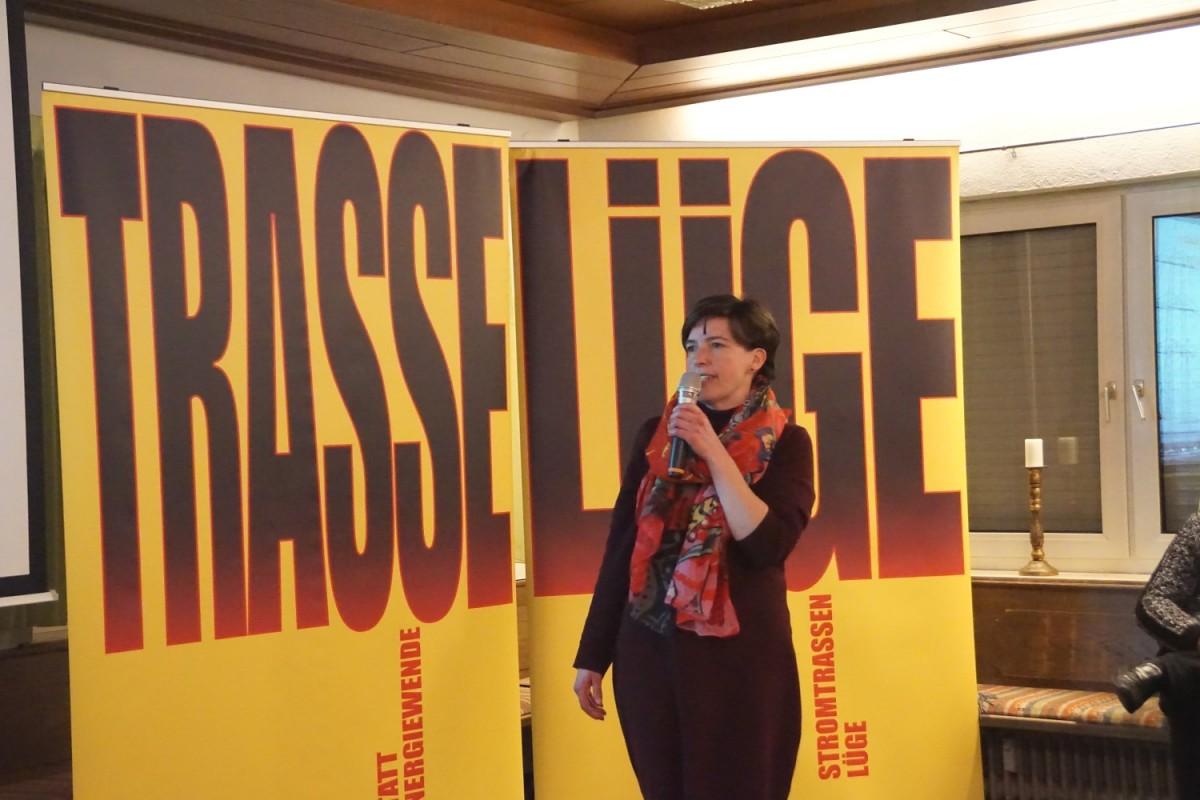 Moderation Frau Martina Baumann, 1. Bürgermeisterin Neunkirchen am Sand
