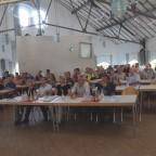 Ca. 120 Teilnehmer