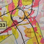 Trassenverlauf Hohensaas. Abbildung mit freundlicher Genehmigung der TenneT TSO GmbH