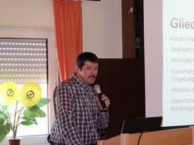 Ralph Kuballa spricht zum Netzentwicklungsplan